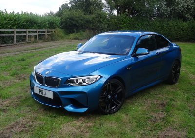 Protect your BMW M2