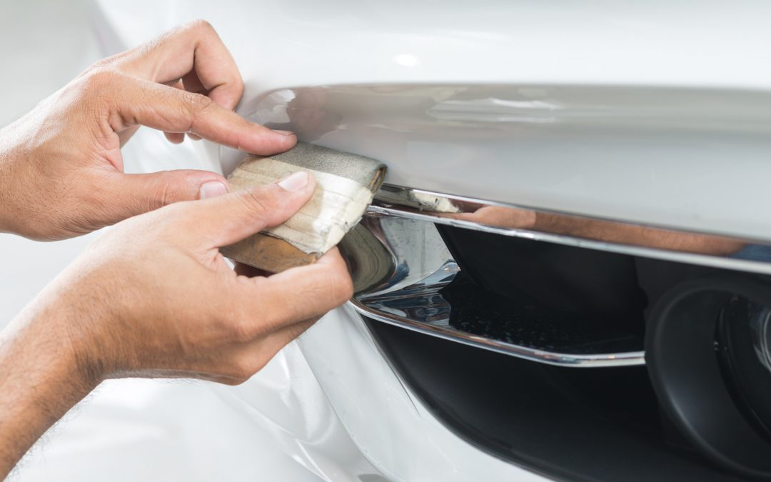 Caring for your Paint Protection film