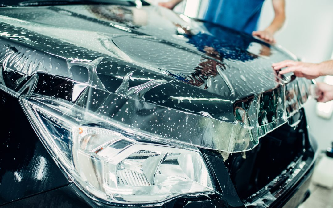 Why use Paint Protection Film (PPF)?