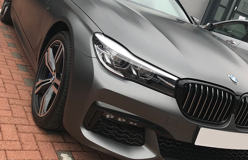 BMW 7 Series M - STEALTH