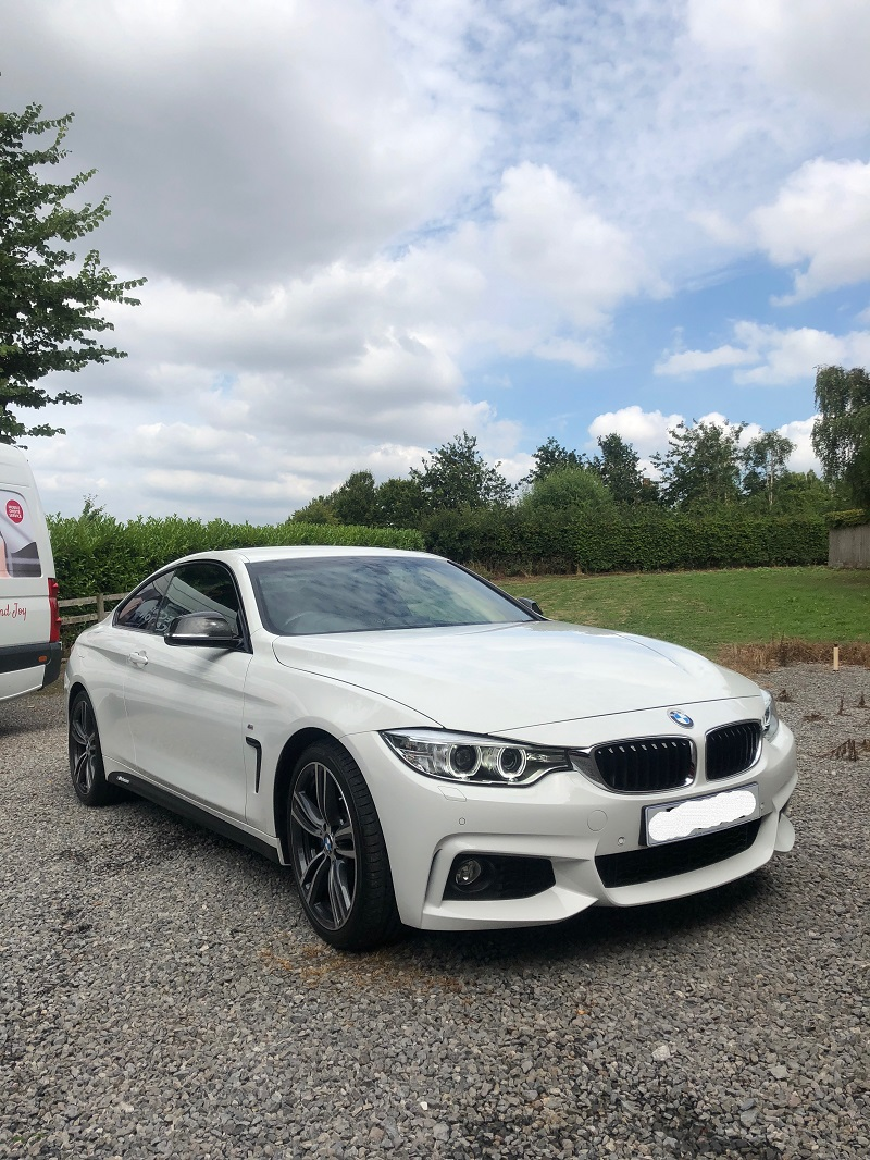 BMW 4 Series M Performance